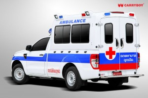 AMBULANCE-ABL1100EX-CARRYBOY